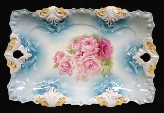 RS Prussia Dresser Tray