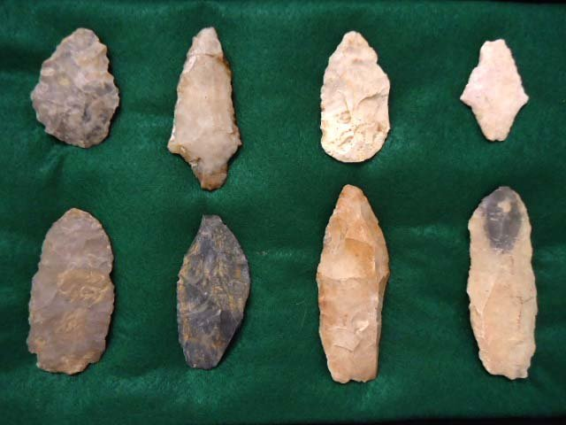Lot Indian Artifacts