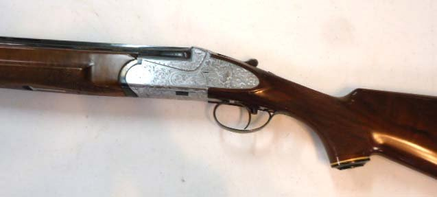 Custom Made Armeria Sangiorgio O/U 12ga