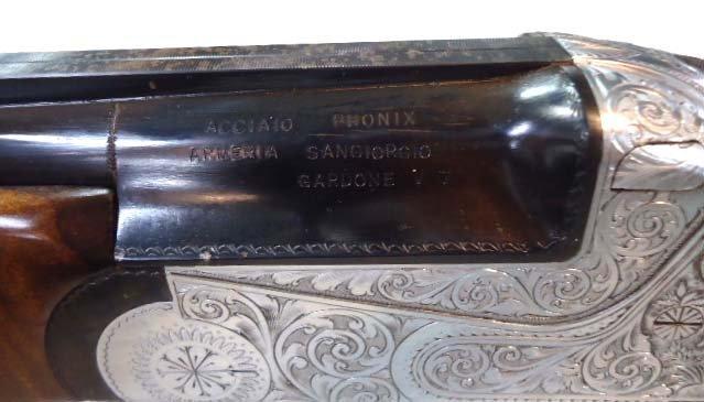 Custom Made Armeria Sangiorgio O/U 12ga - 5