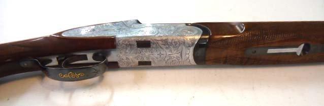 Custom Made Armeria Sangiorgio O/U 12ga - 9