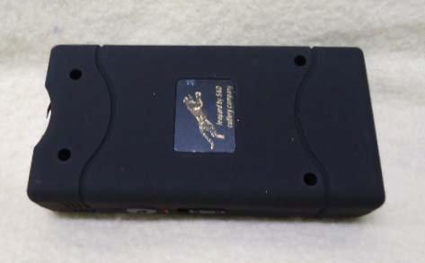 SD-800 Flashlight Stungun - 2