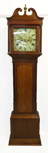 Early Am. Tall Case Clock