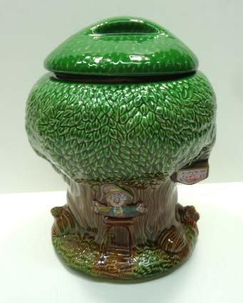 Keebler Elf Cookie Jar