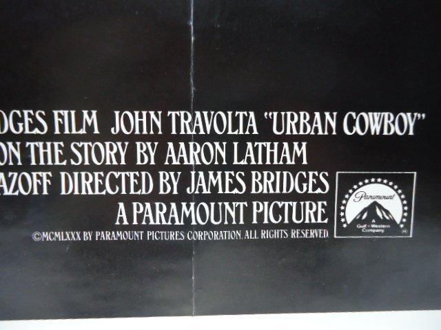 Urban Cowboy Movie Poster - 4