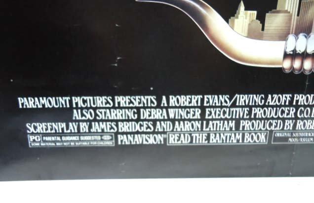 Urban Cowboy Movie Poster - 5