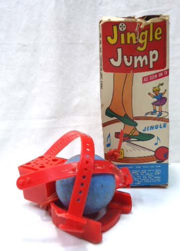 Jingle Jump Toy