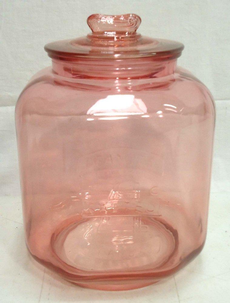 Modern C.I. Salted Peanuts Jar