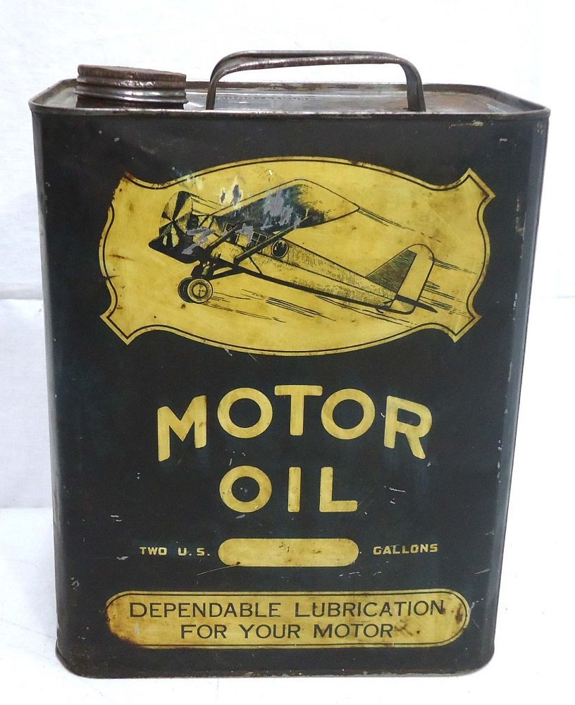 Zerotest 2 Gal. Oil Can