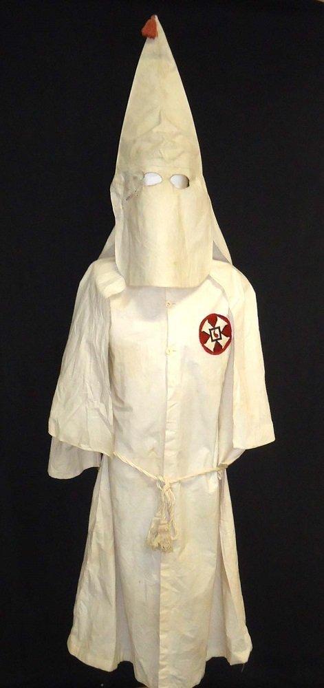 KKK Robe & Hood