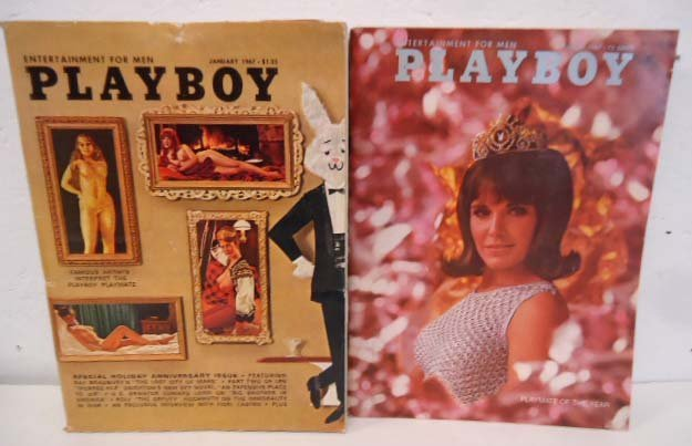 1967 Playboy complete 12 issues