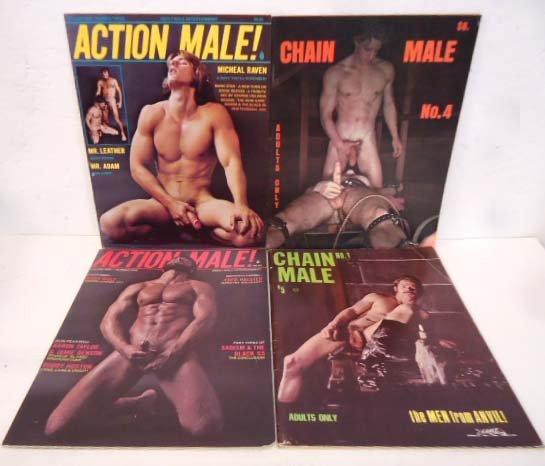 4 Gay Interest Magazines