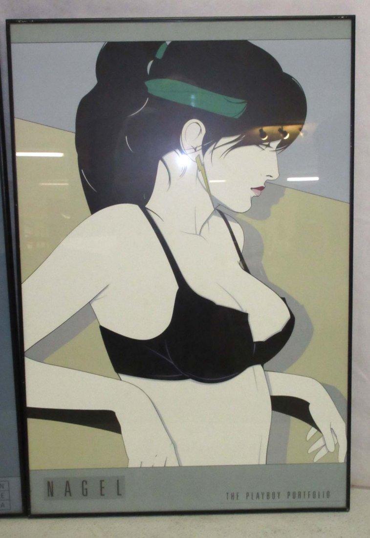 2 Patrick Nagel Prints - 4
