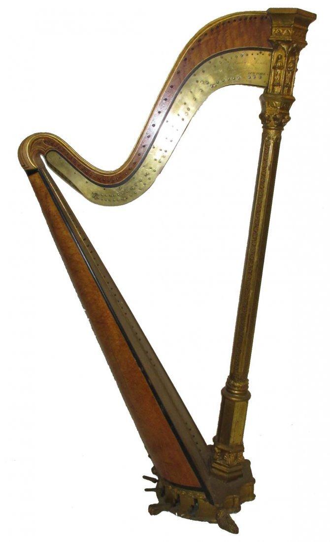 Hanley Floor Harp
