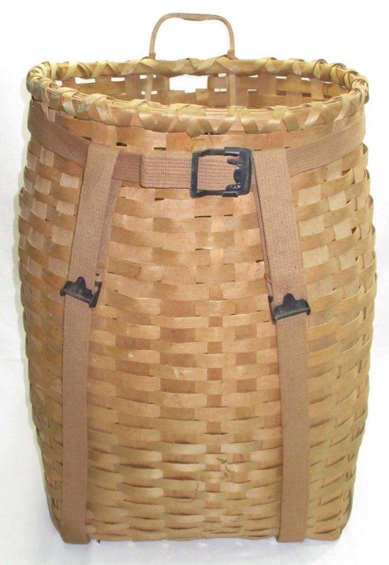 Splint Cotton Basket