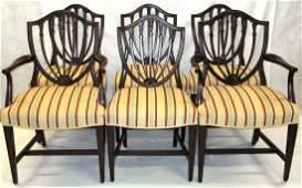 6 Schmieg & Kotzian Dining Chairs