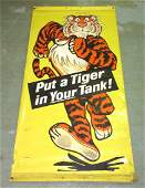 Vinyl Put A Tiger In Your Tank Sign
