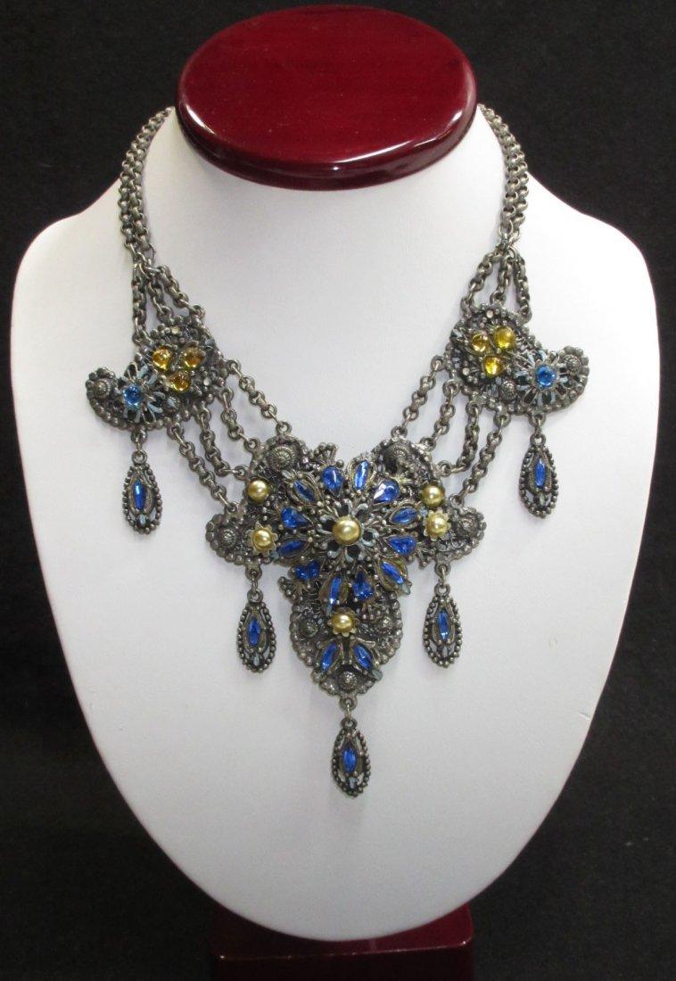 Captivating 1940 KORDA Thief of Bagdad Necklace