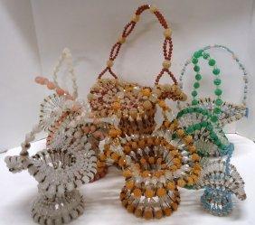 8- Bead Baskets