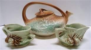 McCoy 3 Pc. Tea Set