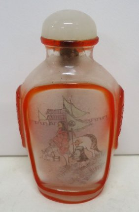 Oriental Opium Bottle