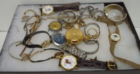 Lot Of Wrist Watches