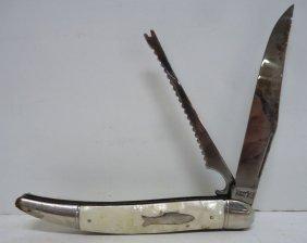 Imperial Fisherman's Knife- Unsharpened