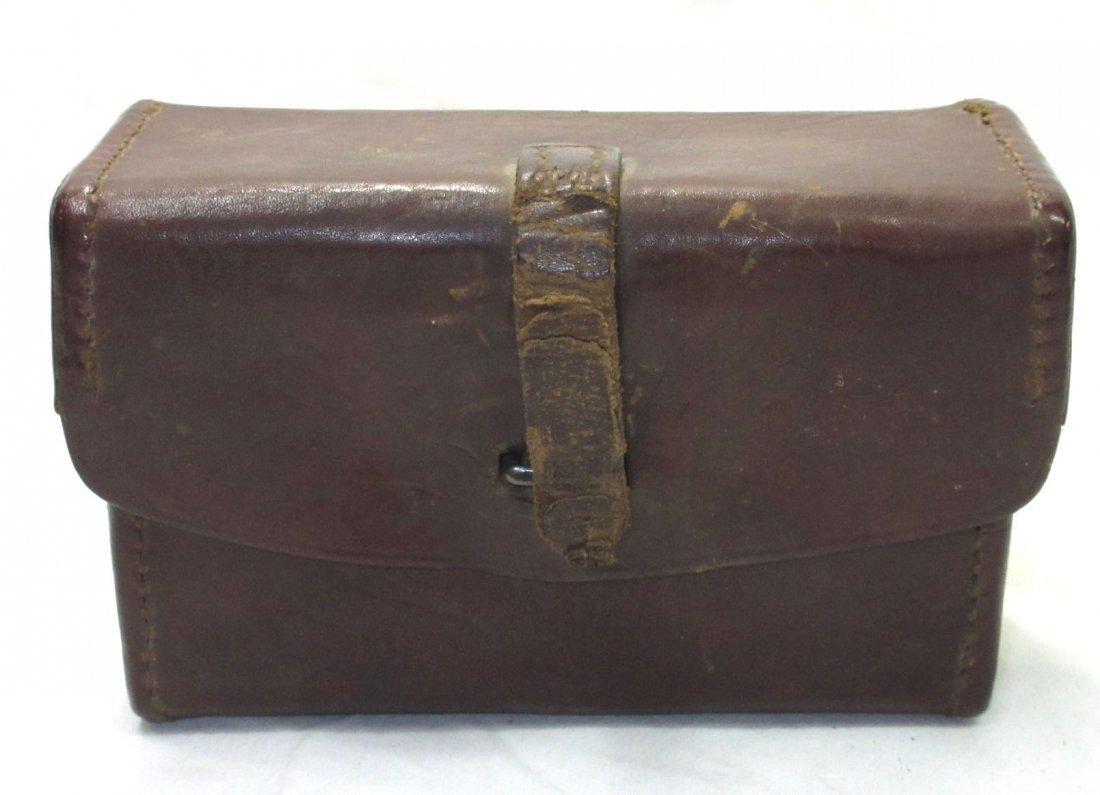1942 Ammo Pouch Milwaukee Saddlery