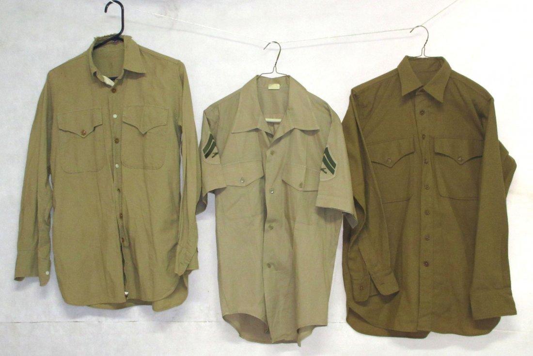 3 Various Shirts