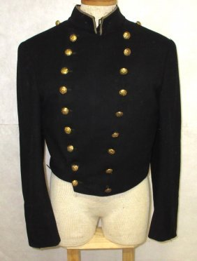 Civil War Tunic/ Shell Jacket