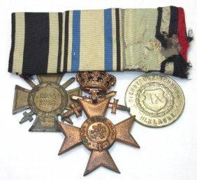 Wwi German Medal Bar