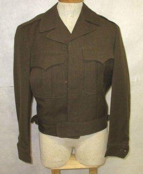 Army Tunic