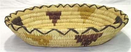 Papago Indian Basket