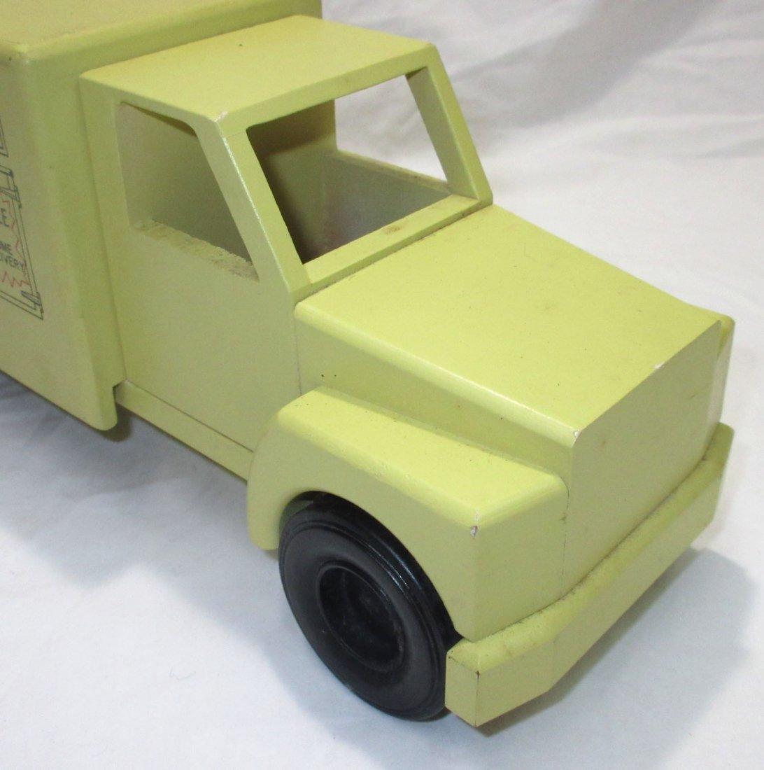 Schwan's Toy Truck Bank - 3