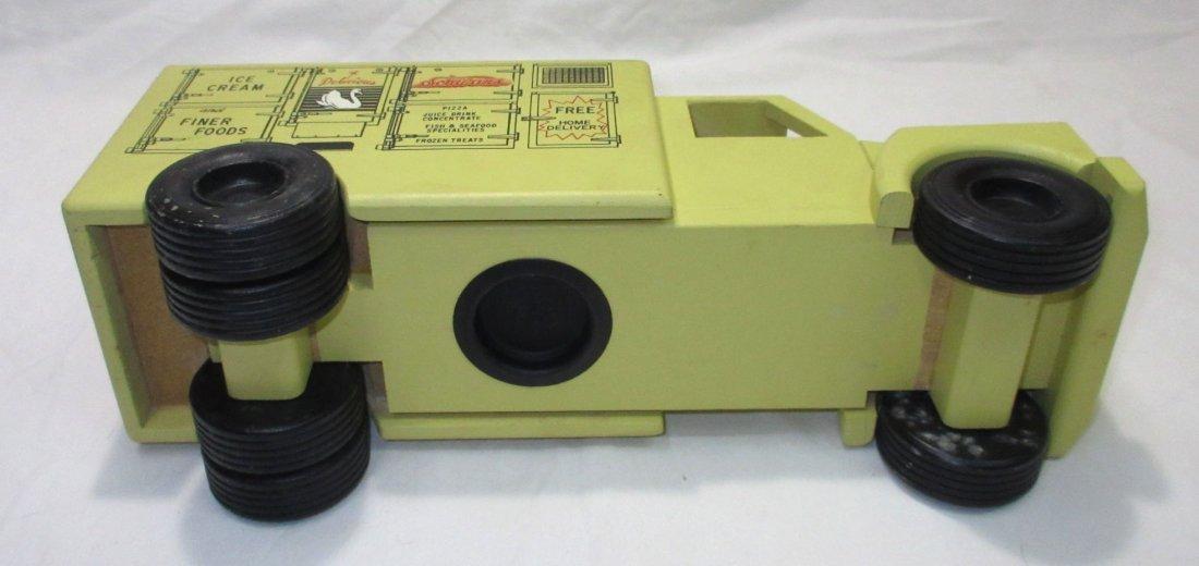 Schwan's Toy Truck Bank - 5