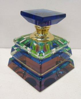 Aurora Borealis Crystal Perfume