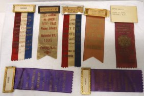 Lot Of Military Medals 1935- 1958