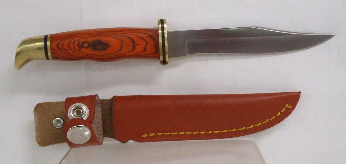 Rite Edge Sheath Knife