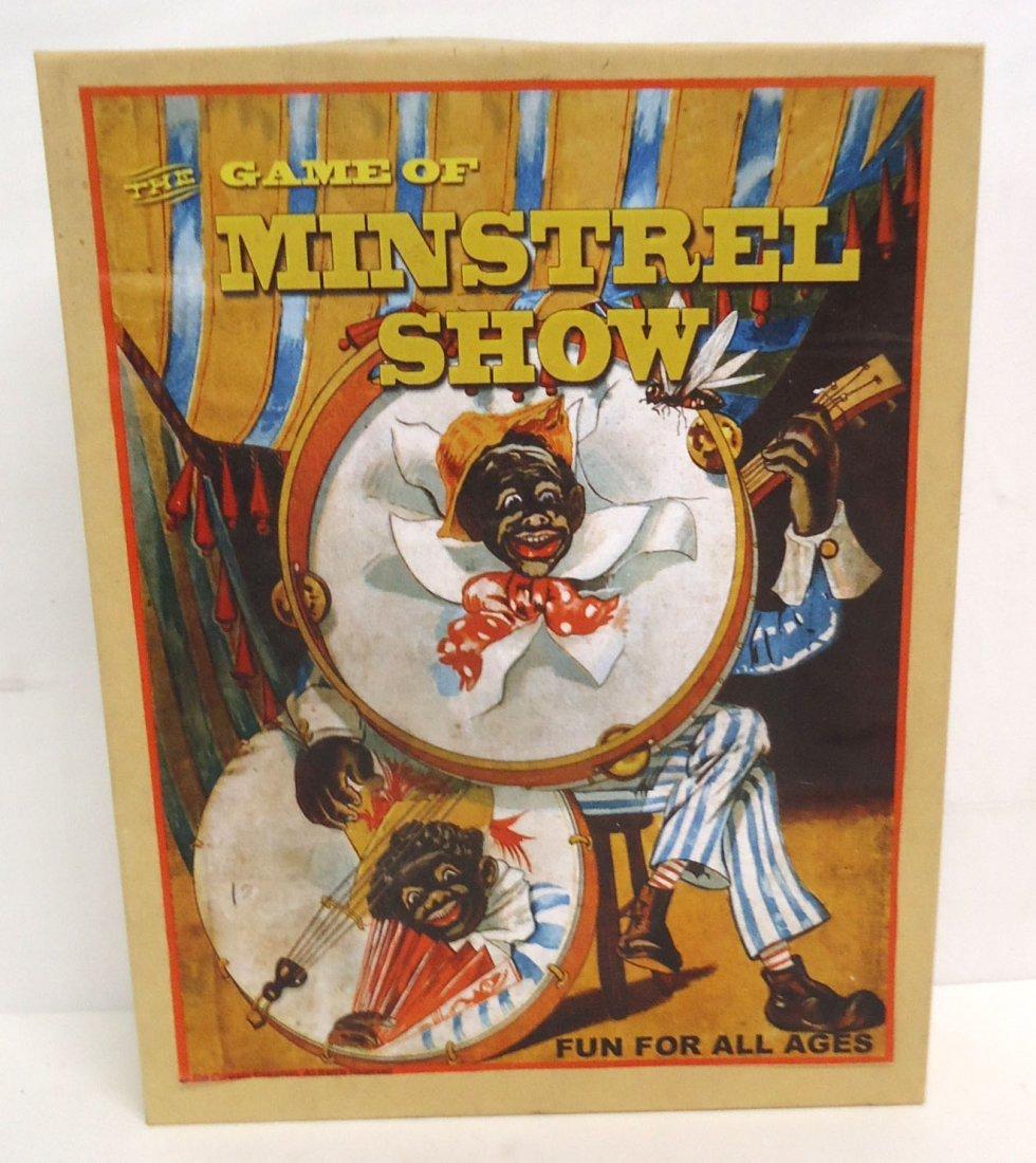 Modern Minstrel Show Game - 4
