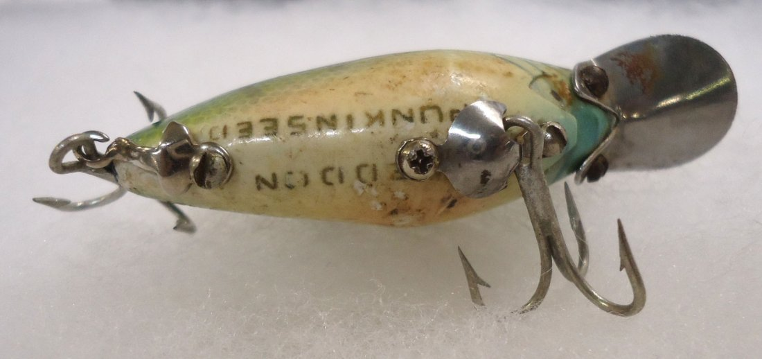 Heddon Punkinseed Fishing Lure - 3