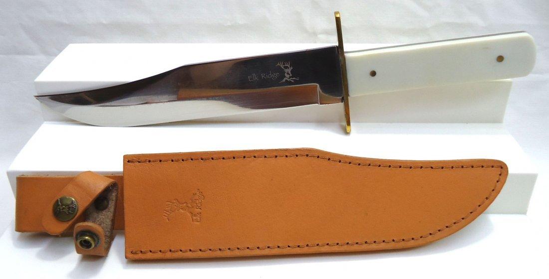 """14"""" Elk Ridge Bowie Knife"""