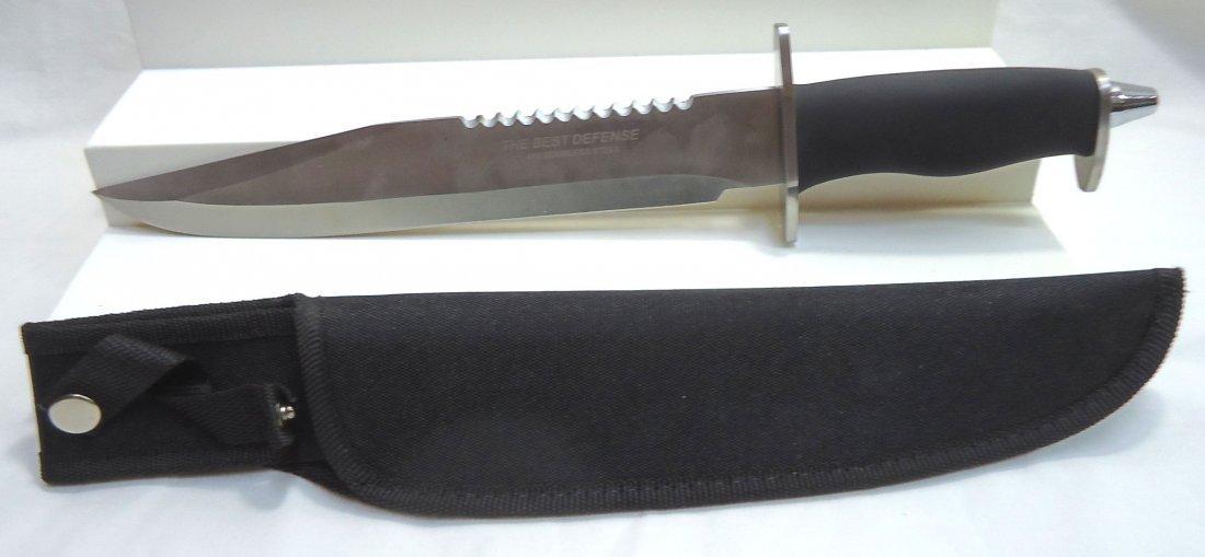 "14 3/4"" Bowie Knife"