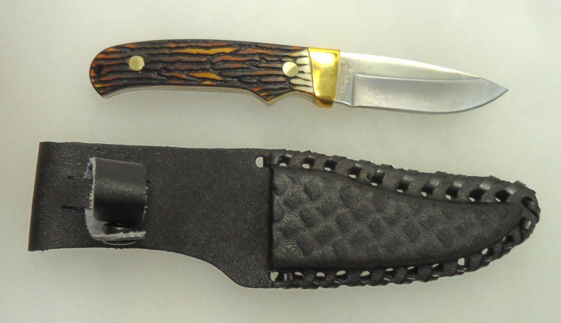 "7"" Schrade Uncle Henry Skinner Knife"
