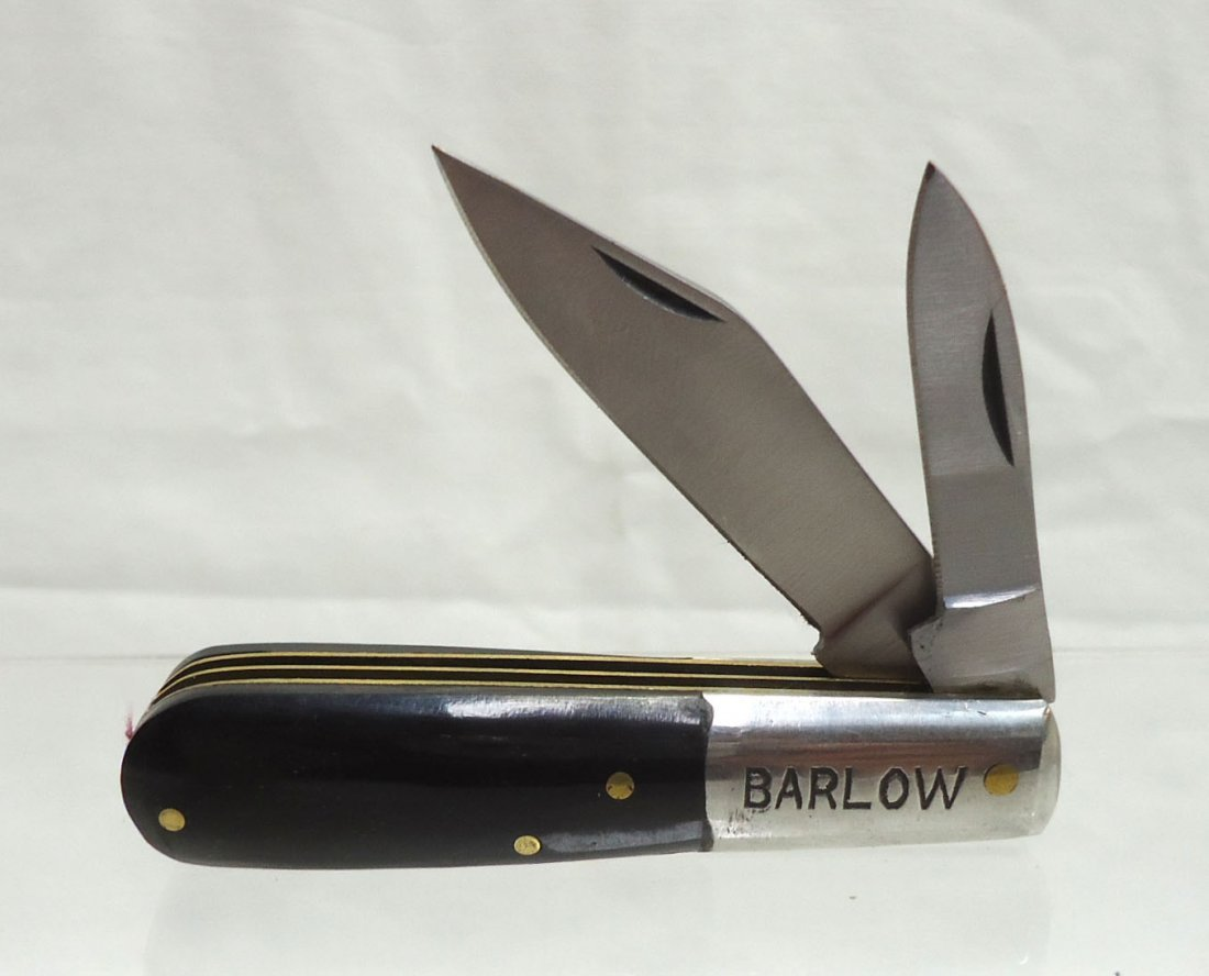 "3 3/8"" Barlow Pocket Knife"