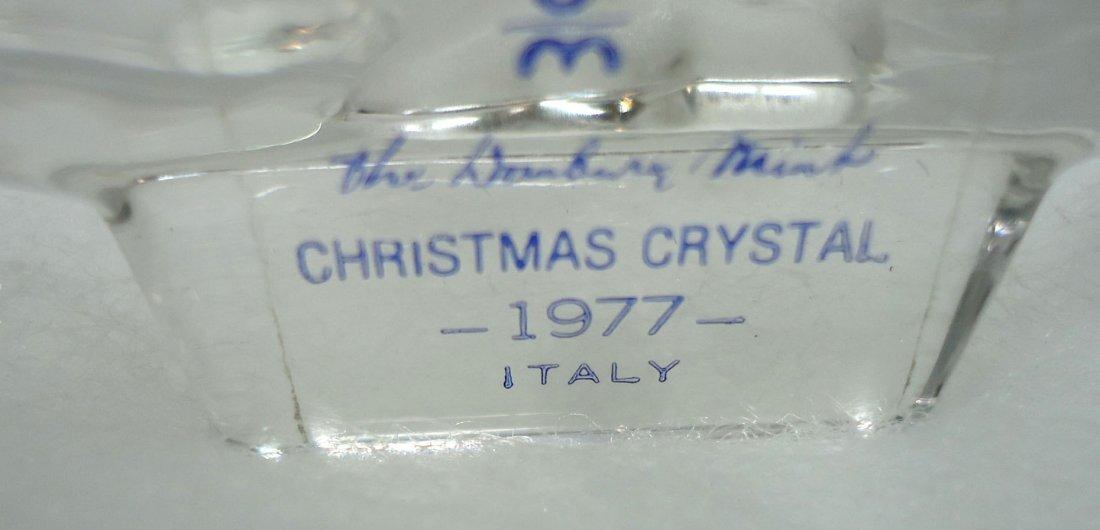 1977, 78, & 79 Danbury Mint Paperweights - 5