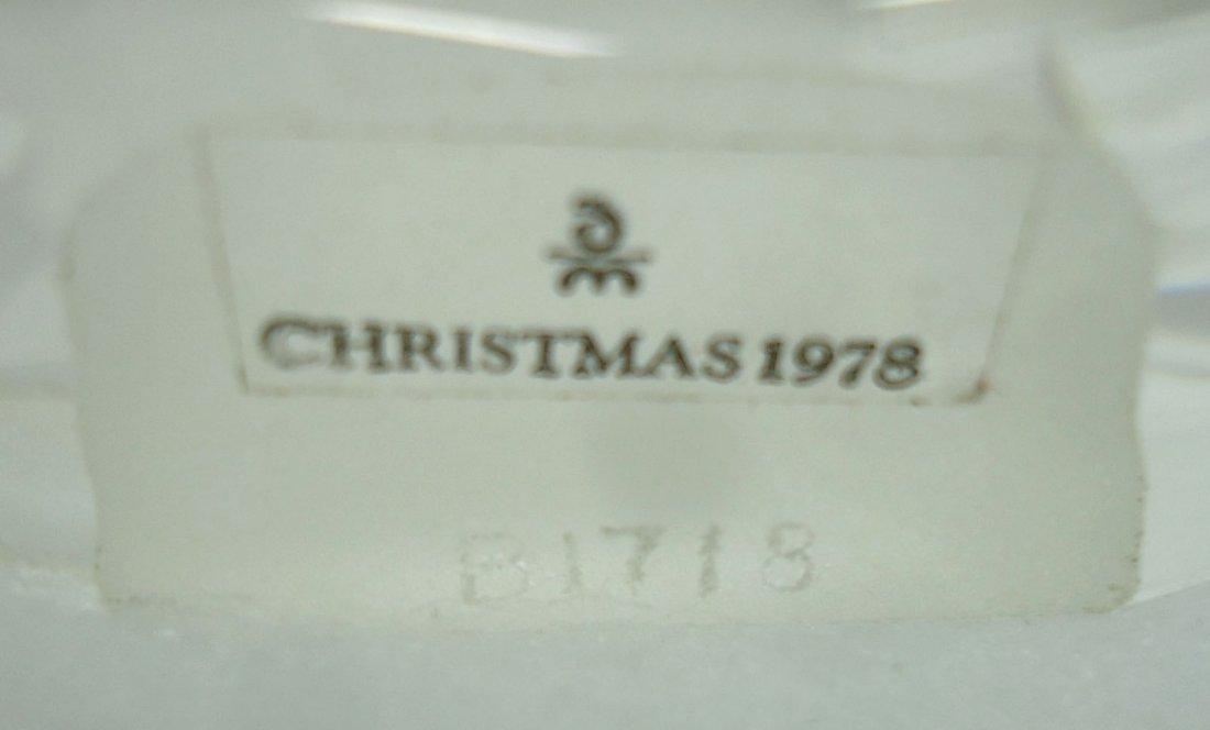 1977, 78, & 79 Danbury Mint Paperweights - 7