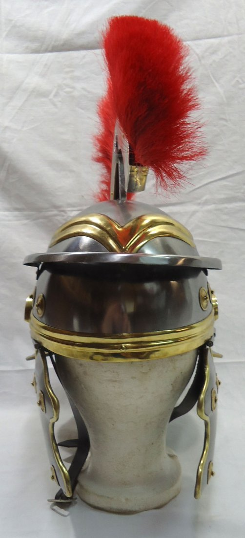 Medieval Reenactment Helmet - 3