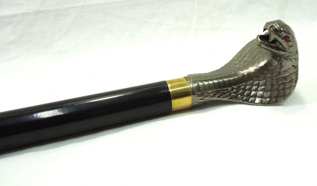 Cobra Head Sword Cane