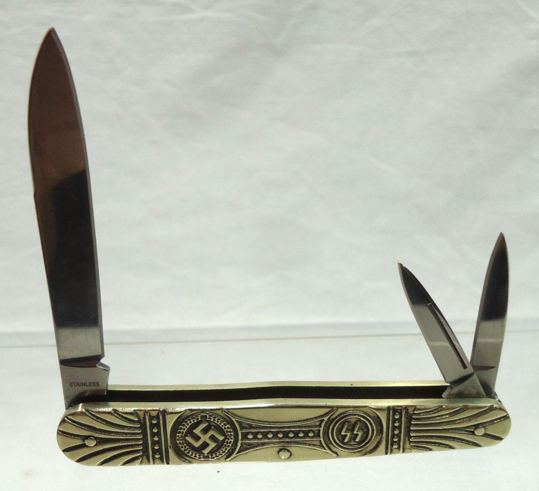Modern Nazi Pocket Knife