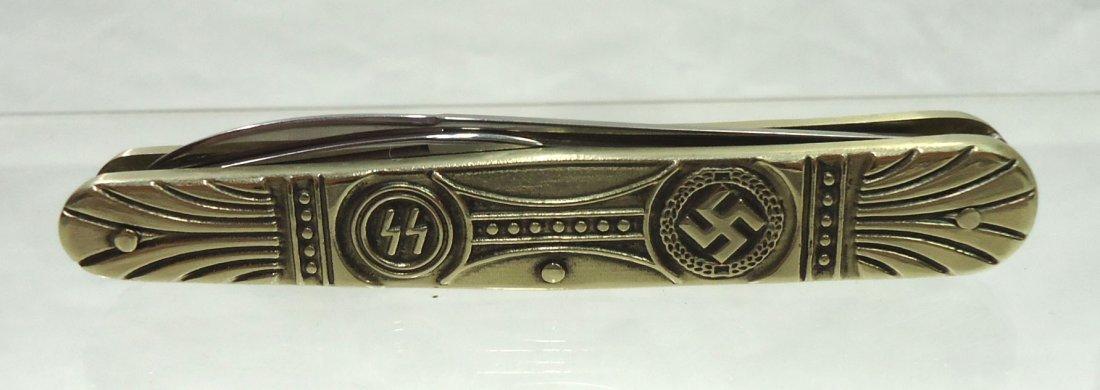 Modern Nazi Pocket Knife - 2